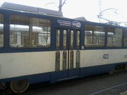 """""""Ноу-хау"""" в Украине – беспроводной Интернет в трамваях"""