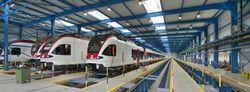 На зависть Хюндаю в Украине: чем Stadler Rail Group удивил Лукашенко
