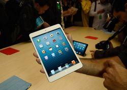 Продажи в России iPad mini от Apple ещё не начались, а он уже подешевел