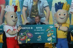 Киевские депутаты получили билеты на матч Евро-2012 бесплатно