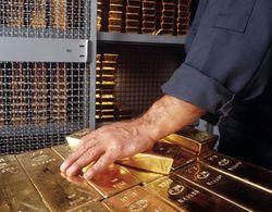 За 9 месяцев золотой запас Национального банка Беларуси вырос на 1 процент