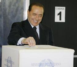 Берлускони проигрывает парламентские выборы в Италии – экзит-пол