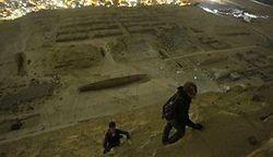 Российские руферы покорили пирамиду Хеопса. Наши зажигать умеют