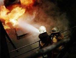 Крупный пожар в центре Николаева: есть пострадавшие
