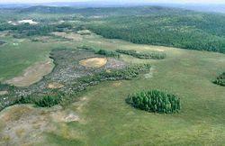 Геологи из Украины и США нашли фрагменты Тунгусского метеорита