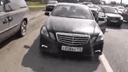 ТОП видео Youtube: в Петербурге водитель Мерседеса угрожал битой ребенку