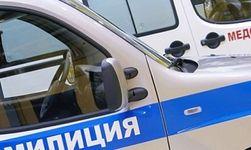 В Москве полиция обстреляла «Мерседес», сбивший их коллегу