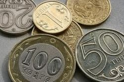 Валюта Казахстана укрепилась к евро и фунту стерлингов
