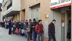 В Испании увеличилось число безработных