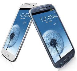 Samsung Galaxy S III выходит на рынок сенсорных смарфонов