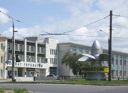 В милицию сообщили о «минировании» «Турбоатома»