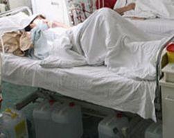 СМИ: На севере Москвы мужчину облили кислотой, он в больнице