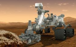 После месячной паузы марсоход Curiosity возобновил исследования