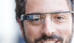 На конференции Google показал очки Glass для людей со слабым зрением