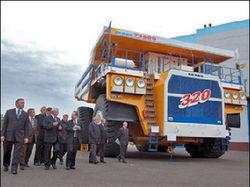 БелАЗ хочет выйти на IPO