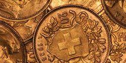 Швейцария может вернуться к золотому франку