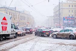 В Москве холоднее, чем в Красноярске или Магадане, надвигается снегопад
