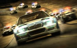 Need for Speed: Most Wanted воскресает из мертвых в новой оболочке