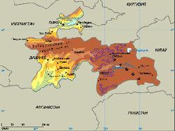 Почему отказано в регистрации Нацдвижению Таджикистана?