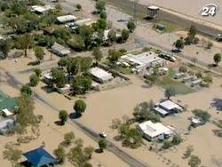 Юго-восток Австралии страдает от мощного наводнения