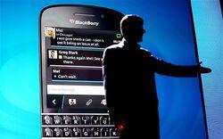 Запуск BlackBerry стал самым успешным для компании
