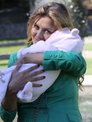 Виктория Боня похвасталась дочерью