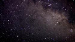 Как темная материя может разорвать Вселенную