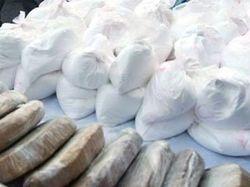 842 кг кокаина изъяли наркополицейские Аргентины
