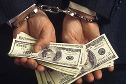 Должностные лица МООС Казахстана попались на получении крупной взятки