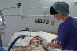 Александра Попова получила помощь от мамы Оксаны Макар