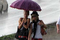 Всю неделю в Украине будет дождить