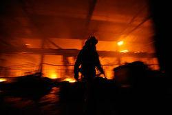 В Донецкой области горит шахта, шахтеров выводят наверх