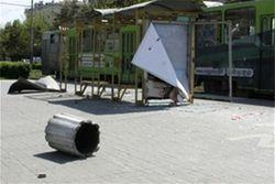 МВД: В Днепропетровске взрывали самодельные фугасные заряды