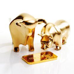 Инвесторам: золото может начать восходящий тренд
