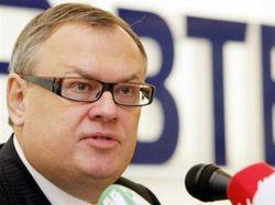 руководитель банка «ВТБ» Андрей Костин
