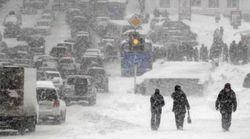 1 апреля: в Украине объявлено штормовое предупреждение - это не юмор