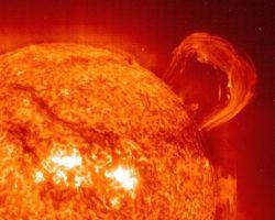 В NASA рассказали об угрозе мощных вспышек на Солнце
