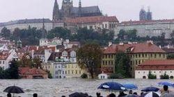 В Чехии – новая угроза наводнения