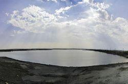 На крупной реке в Украине назревает экологическая катастрофа