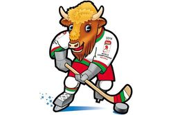 Лукашенко понравился зубр в качестве талисмана ЧМ по хоккею в Беларуси