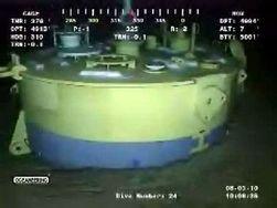 В Мексиканском заливе очередная авария на нефтяной вышке
