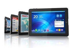 PR производителей планшетов в Яндексе: Samsung и Asus –  лидеры
