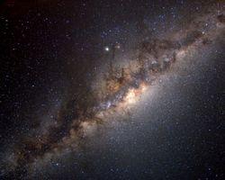 В нашей галактике обнаружена новая звезда, в 100 раз больше Солнца