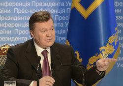 Президент Янукович обнародовал свое послание к Верховной Раде на сайте
