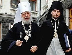 Верхушка УПЦ Московского Патриархата не хочет выступать за госстатус русского языка