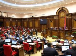 Программа правительства Армении одобрена парламентом