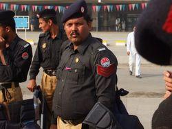 Для пакистанских полицейских лишний вес грозит увольнением
