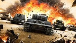 В Беларуси угнали танк в World of Tanks, милиция нашла злодея