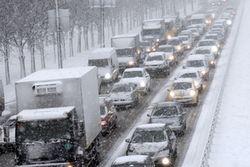 В Киев въезд грузового транспорта может быть ограничен 2 дня, - СМИ