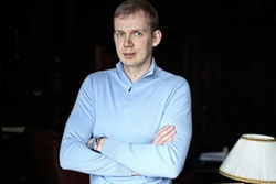 Молодой украинский олигарх Сергей Курченко купил медиахолдинг UMG